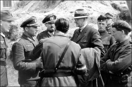 Tyskerne på Bjerget i Helberskov