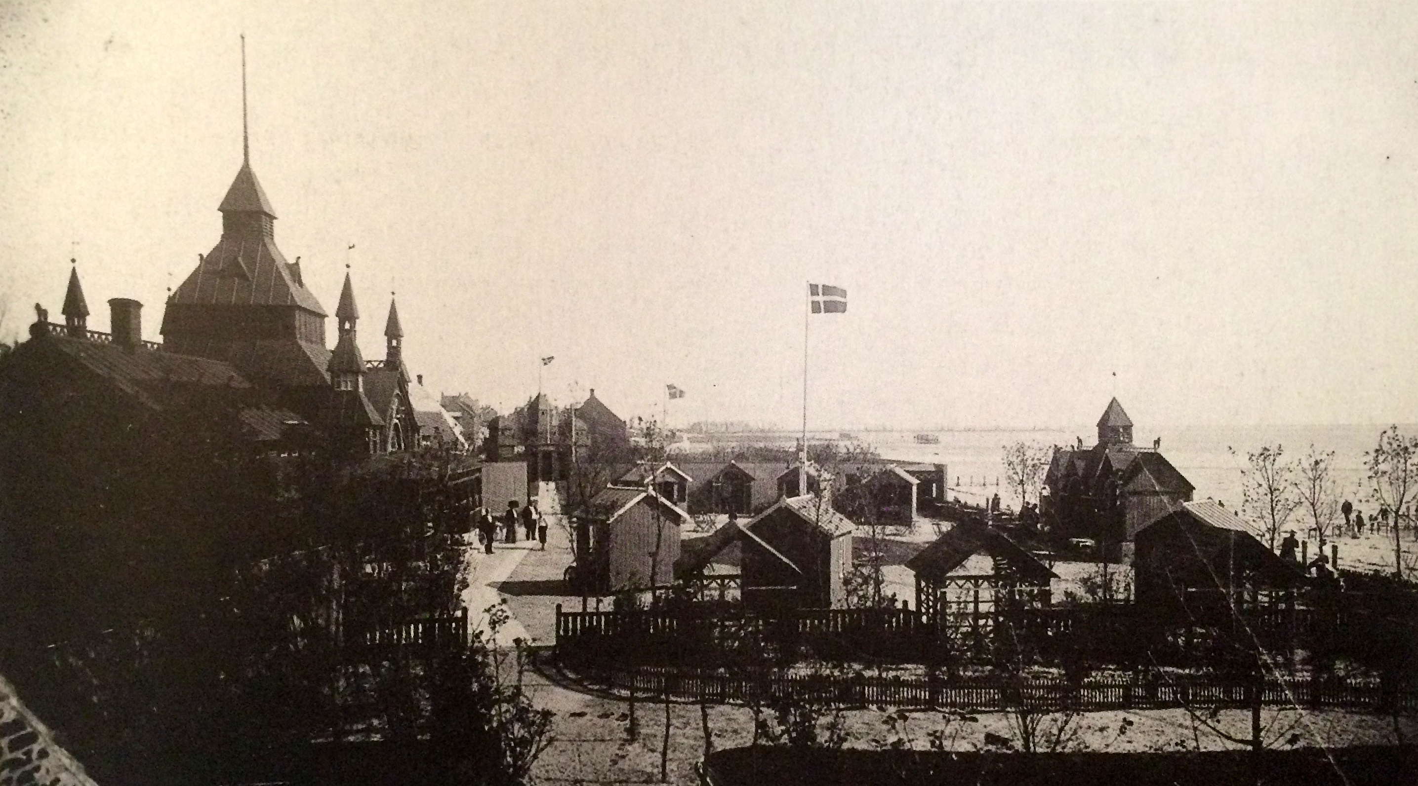 Tivoli i Esbjerg - UBIREX